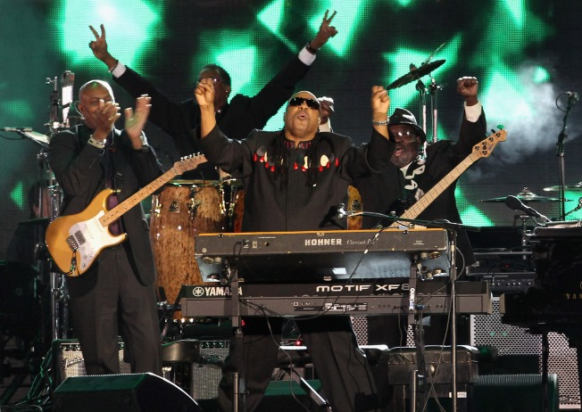 Stevie Wonder Gets Local Tribute