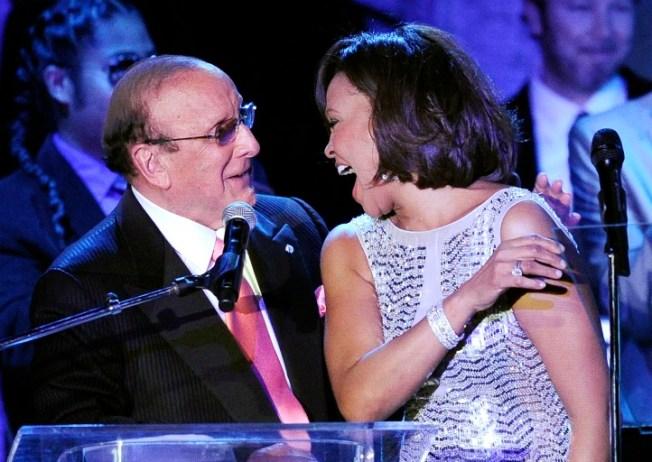 Whitney Houston Remembered at Clive Davis Pre-Grammy Gala