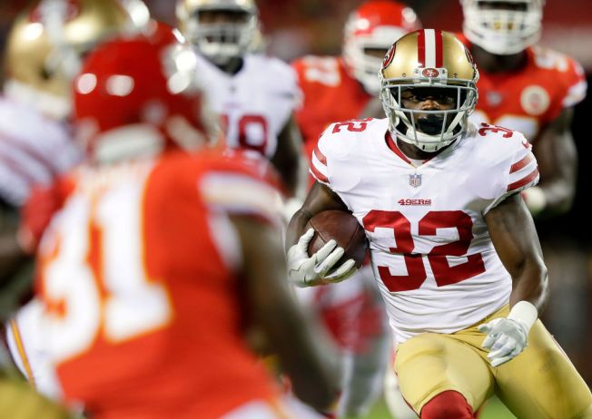 Has Joe Williams Fumbled Away His Opportunity With 49ers?