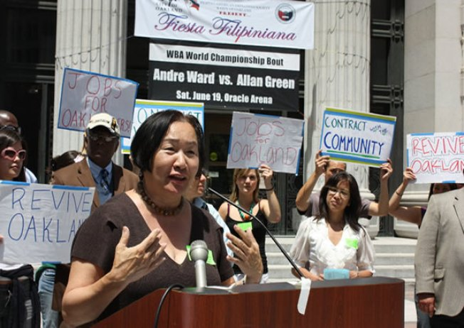 Petition to Recall Mayor Jean Quan To Hit Streets Soon