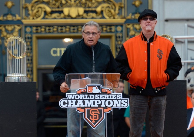 San Francisco Giants Announce Multi-Year Extensions for Krukow, Kuiper