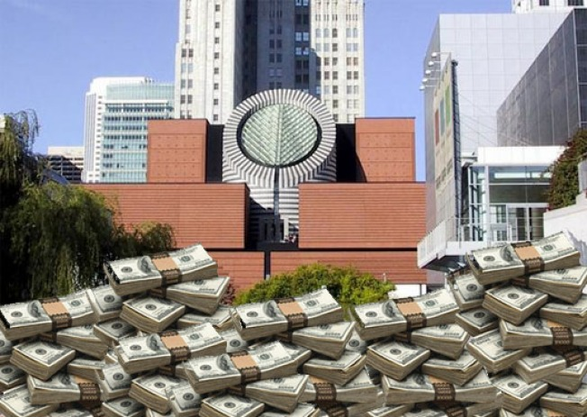 SFMOMA Lands $250 Mil for New Wing, Says They're Halfway There