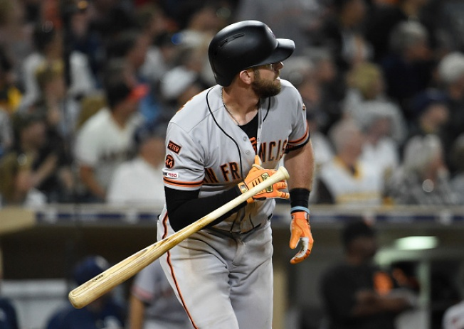 Giants Pound Out 17 Hits in 2nd Straight Rout of Padres