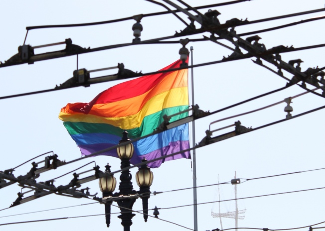 New York Flag Won't Fly in the Castro After All