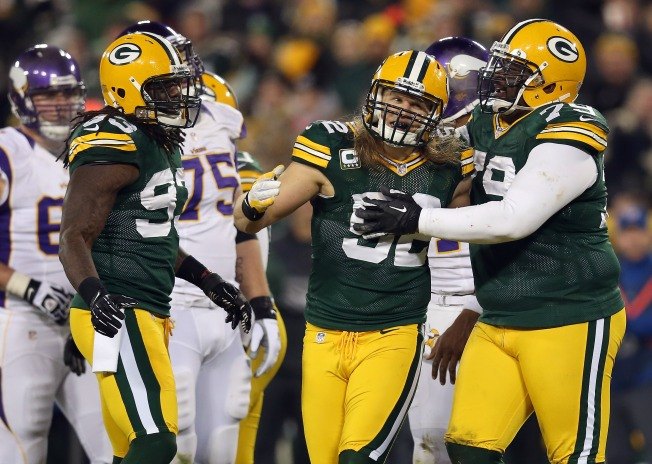 Packers Getting Ready for 49ers' Running Game