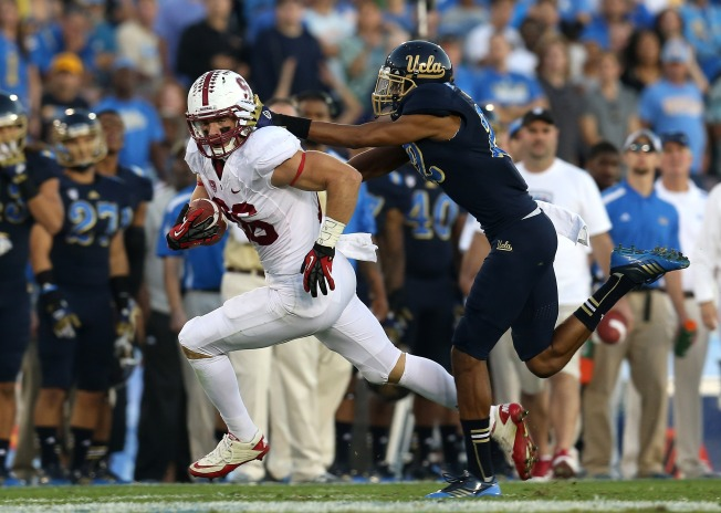 If Walker Walks, Stanford Tight End Could Appeal to 49ers
