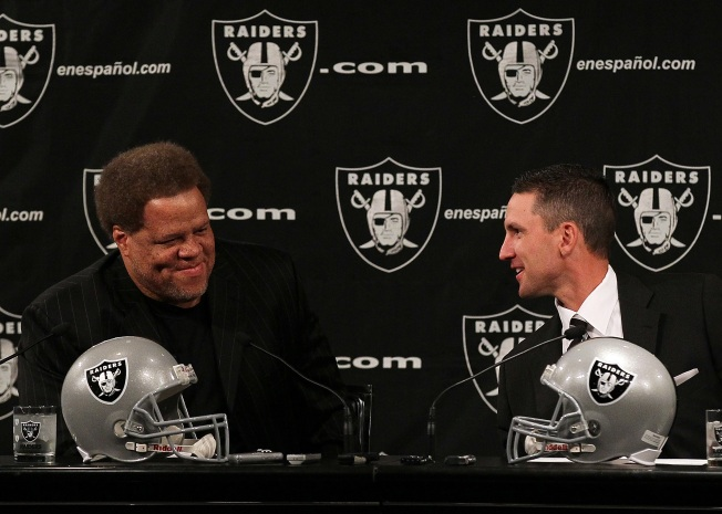 McKenzie Excited by Extra Picks Awarded to Raiders