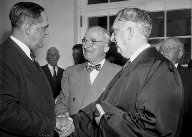 History Highlights Ties Between Presidents, Justices