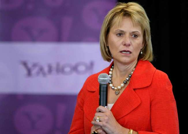 A Profit, Yahoo! But Wall Street Yawns