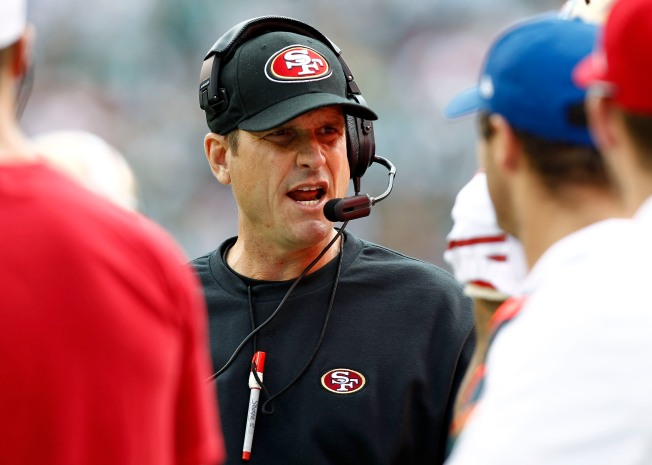 Harbaugh's 49ers Need to Recover Quickly