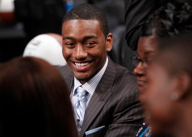 Wall, Turner Snapped Up as 1-2 NBA Draft Picks