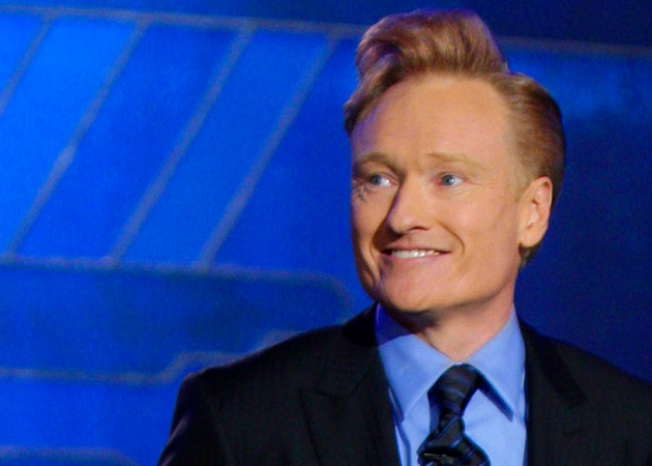 Conan Scheduled to Visit San Francisco While NBC Waits