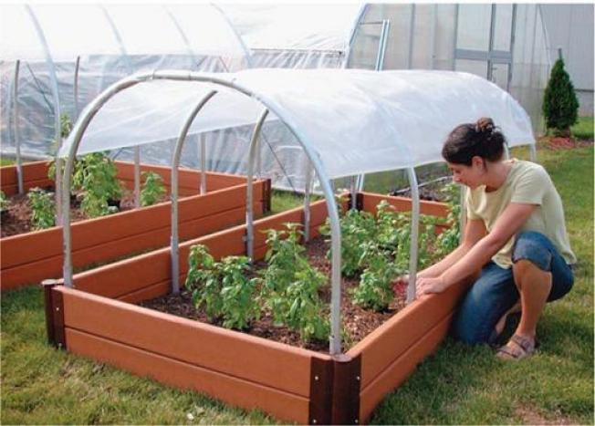 Gardening With Cold Frames And Mini Greenhouses Workshop