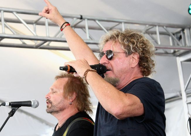 Sammy Hagar, Rick Springfield, Others to Raise Money to Cure Pediatric Cancer