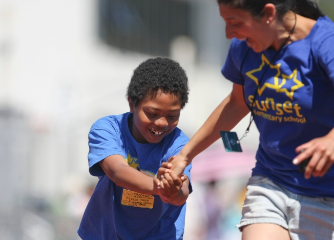 Special Olympics Track and Field Meet Held in Lafayette