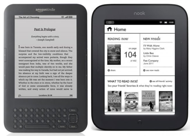 e-Reader Demand Keeps Growing, Outpaces Tablets