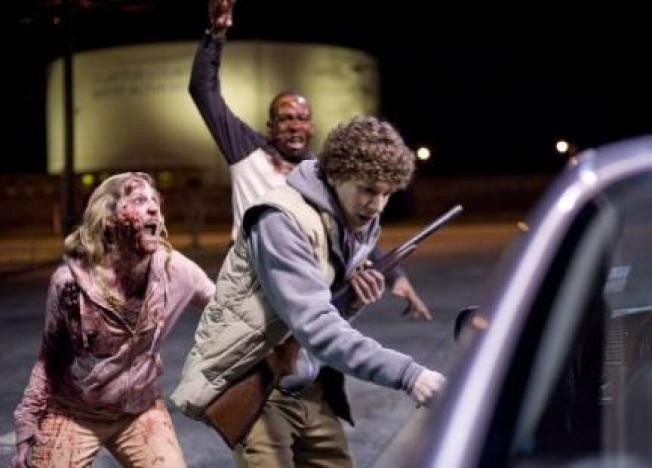 """Zombieland"" Takes a Bite Out of Box Office"