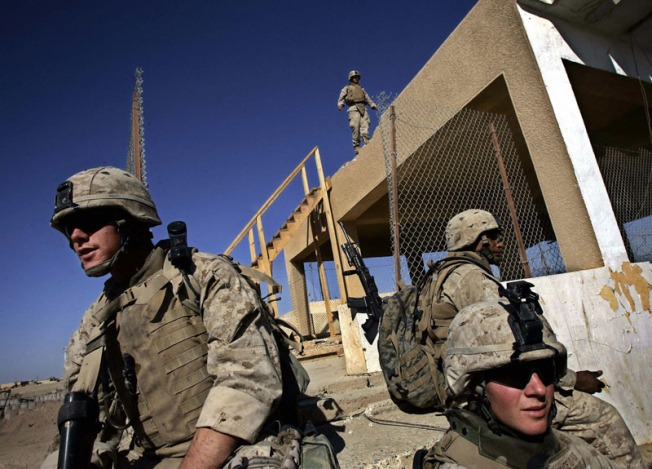 Inmates Attack Guards at Abu Ghraib