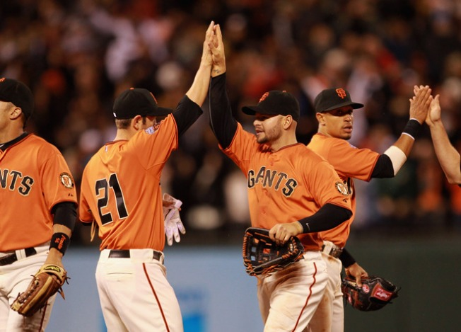 Giants Roll Past Rockies 3-1