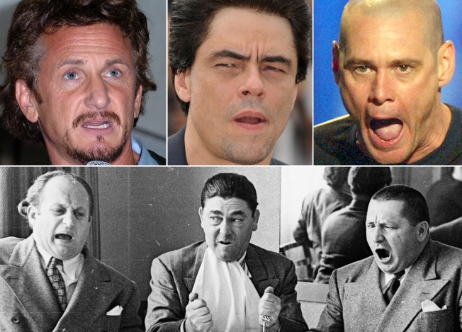"""Hollywood's Unlikely New """"Stooges"""""""