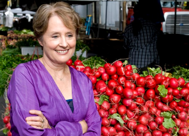 Alice Waters Opens Up Her Kitchen