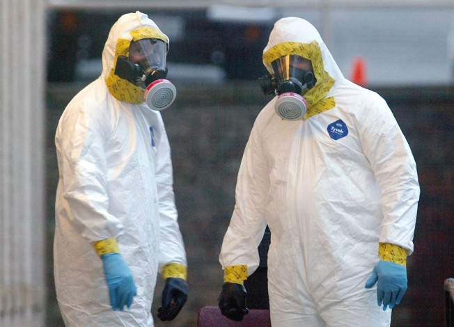 Pleasant Hill Hazmat Mystery Solved