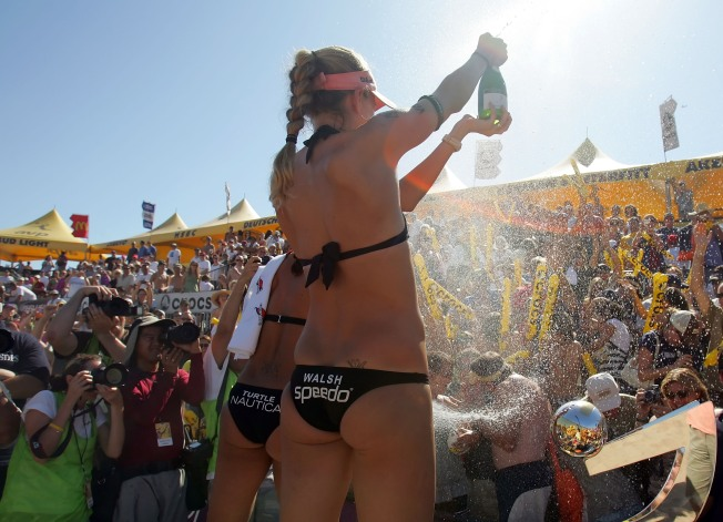 Pro Beach Volleyball Comes to San Francisco