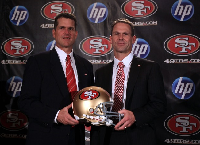 Niners' Baalke is Man on the Spot This Offseason