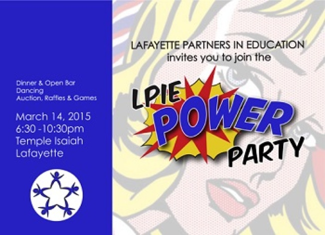 "The LPIE ""Power Party"""