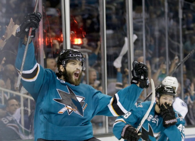 San Jose Sharks Invite Fans to Grow Playoff Beards for Charity
