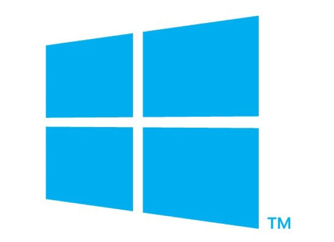 Microsoft Unveils New Windows 8 Logo