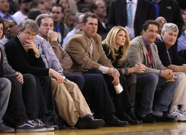 Warriors Owner Backs Coach During Sex Scandal