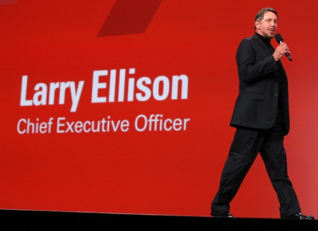 Oracle CEO Ellison: Apple Is Aimless and Google Is Evil