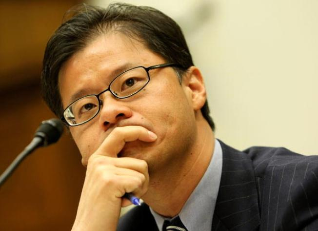 Jerry Yang Searches for Life After Yahoo