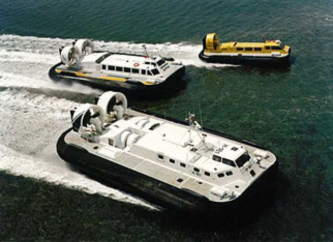 Image result for bay area ferry hovercraft