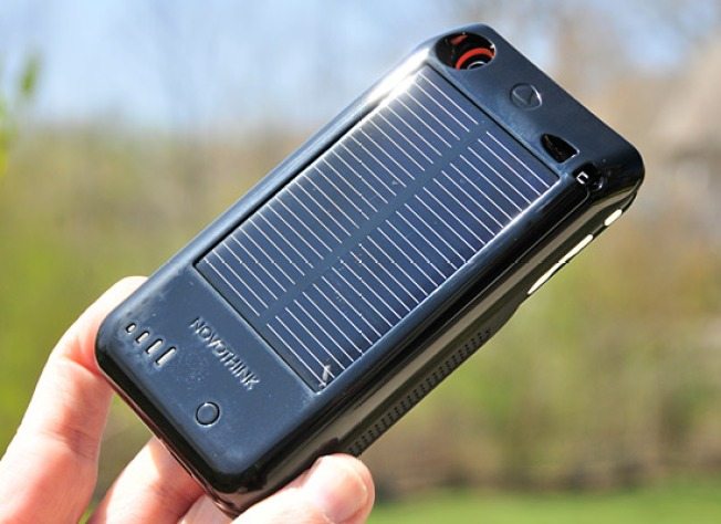 Solar iPhone Charger Shows Exactly What's Wrong With Green Tech