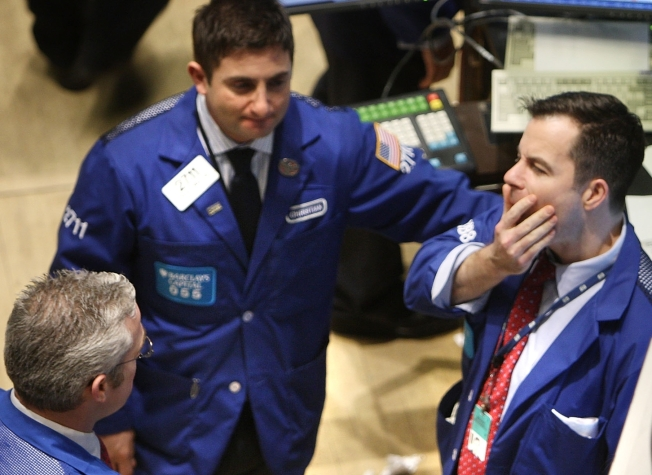 Stocks Tank on Employment Fears