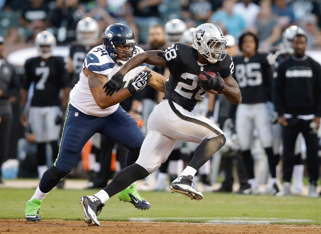 Raiders' Murray Poised for Breakout Season