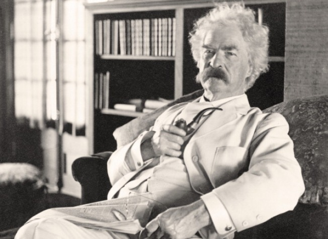 UC Berkeley's Mark Twain Project Finds Cache of New ...