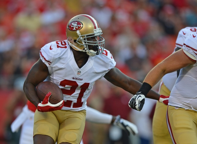 Gore Shows He Still Has It in 49ers Victory