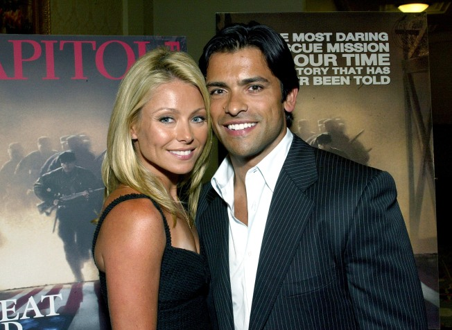 "Kelly Ripa & Mark Consuelos Will Return To ""All My Children"" For Soap Opera's 40th Anniversary"