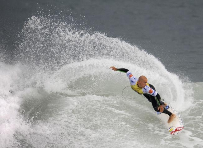 Kelly Slater Didn't Really Win Surfing World Title
