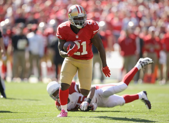 Niners' Offense is Running Smooth