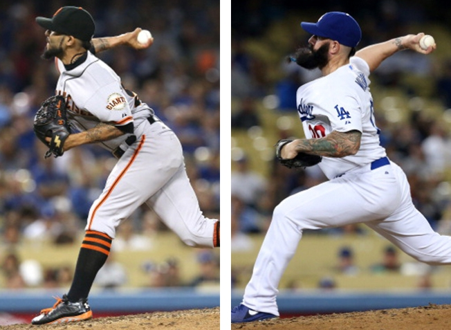 Program Note: Giants vs.Dodgers on NBC