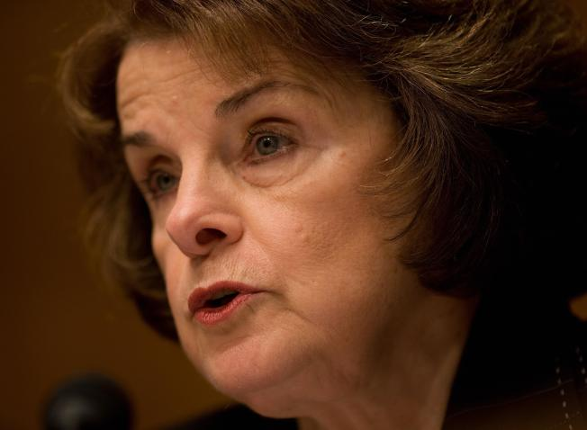 Feinstein Goes on Offshore Oil Offense