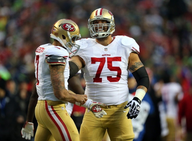 Niners Have Options if Boone Holdout Continues