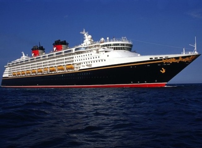 Disney Wonder Goes West Coast