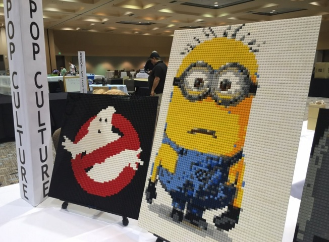 Bricks By The Bay Lego Convention in Santa Clara This Weekend
