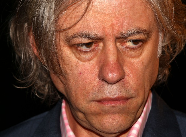 "Bob Geldof: I Hate ""Do They Know It's Christmas"""
