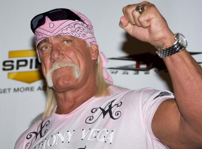 Hulk Hogan Settles Lawsuit Over Cereal Ad
